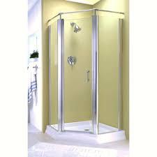 38 Neo Angle Shower Door Fleurco E38 12 40 Sevilla Neo 38 Neo Angle 38 X 38 Pivot Shower