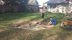 Fire Pits For Backyard by Building A Backyard Fire Pit Hometalk