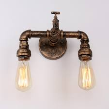Rustic Sconce Rustic Sconces Vanity Lights Western Lamps Rustic Wooden Candle