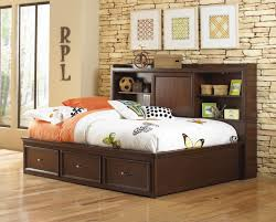 Full Bookcase Bookcase Daybed Full Size Doherty House Bookcase Daybed With