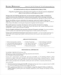 marketing executive resume 24 best marketing resume templates pdf doc free premium