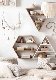 Basic Wood Shelf Designs by Best 25 Wooden Wall Shelves Ideas On Pinterest Wood Wall Wood