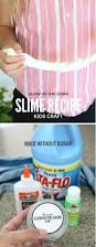 how to make glow in the dark slime with this easy slime recipe