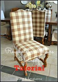how to reupholster a dining room chair dining room chair cushions