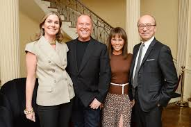michael kors and aerin lauder on american style w magazine