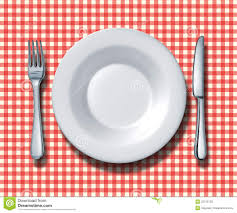 place settings place setting in a restaurant stock images image 33264704