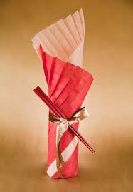 gift wrapping wine bottles gift wrapping projects estelevie s craft cafe