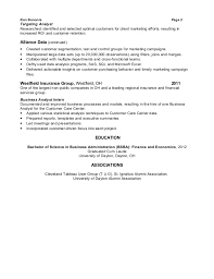data analytics resume data analyst resume banonis