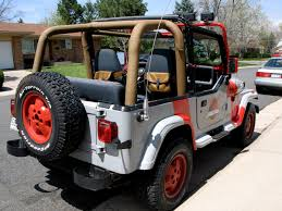 lj jeep for sale jurassic park jeep
