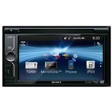 Google Maps Mirrorlink Sony Xav 601bt 2 Din A V Receiver Smartphone Kompatibel Amazon De