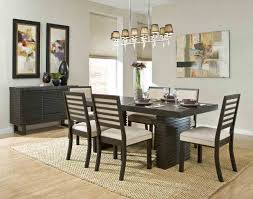 luxury dining room sets michigan kitchen table leahlyn piece round