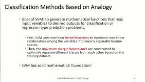 Suny Oswego Map Classification Methods Based On Analogy The State University Of