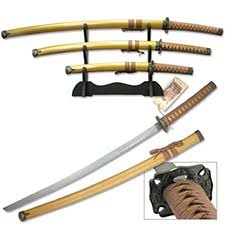 samurai sword sets for sale buy quality blades at discount