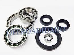 front differential bearing u0026 seal kit yamaha grizzly 350 irs 4x4