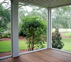screen tight fasttrack aluminum screen porch framing system