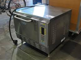 Turbochef Toaster Oven Turbo Chef Commercial High Speed Toasting Oven
