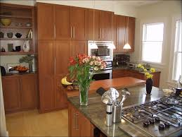 kitchen backsplash with maple cabinets brown kitchen cabinets