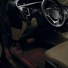 2007 Civic Si Interior 08e10 Tr0 100c Honda Interior Illumination Red Civic Si
