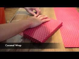 caramel wrapping papers ristationers caramel wrapping