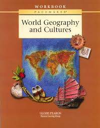 pacemaker world geography and cultures workbook answer key