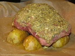 Ina Garten Roast Beef Ina Garten U0027s Herb Roasted Lamb Everyday Cooking Adventures