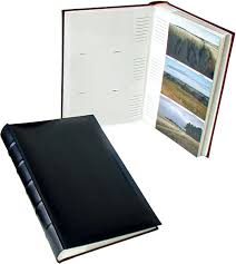 photo albums with memo area classic black 6x4 slip in 300 photo albums photoalbumshop au