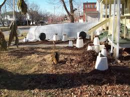 styrofoam bush covers