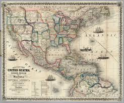 Map Of Central America And Mexico by United States Canada Mexico West Indies With Central America