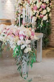 Table Flowers by 23 Best Garden Styled Wedding With Flower Walls Images On