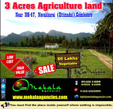 3 acres agriculture land for sale at navakkarai ettimadai
