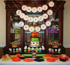 witchcrafters halloween decor halloween first birthday halloween party ideas photo 1 of 24