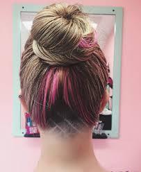 undercut design hairstyle hair and beauty pinterest