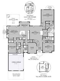 regency home floor plans home plan