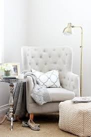 real deal steal a calm contemporary reading corner the accent