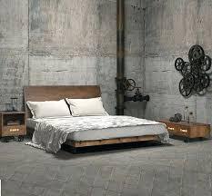 Menards Bed Frame Bed Frame With Wheels Industrial Bedroom Style With Platform Bed