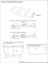 Free Wooden Boat Plans by Jon Boat Plans Wooden Boat Kits Boats Pinterest Wooden Boat