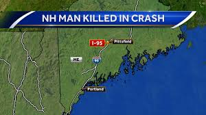 I 95 Map Gorham Man Hit Killed By Tractor Trailer On I 95 In Maine