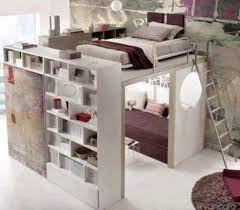 Loft Bunk Beds For Adults Storage Bed Loft Bed With Stora Ashen Eye