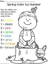68 best math color by code images on pinterest color by numbers