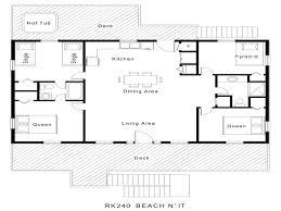 cottage open floor plan simple floor plans floor plans beach cottage floor plans simple