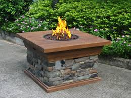 Oriflamme Fire Tables Exterior Ideas Campfire In A Can Portable Propane Outdoor Fire Pit