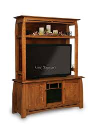 solid wood entertainment cabinet custom solid wood entertainment centers amish showroom