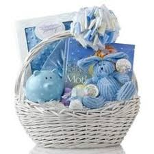 newborn gift baskets personalized baby boy blue gift basket baby giftbaskets