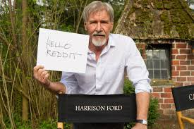 ford commercial actor i am harrison harrison ford ama iama