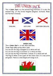 english teaching worksheets the union jack englisch grundschule