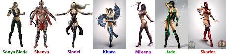 Skarlet Mortal Kombat Halloween Costume Mortal Kombat Girls 2015 Kalista Shen Akali Spacebattles Forums