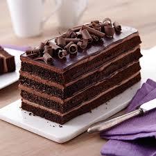 dark chocolate orange cake recipe wilton