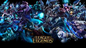 league legends wallpaper desktop cute wallpaper