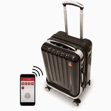 Suitcases The Daily Suitcase Travel 2 0 Smart Suitcases