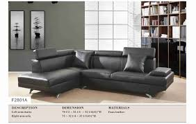 Leather Sofas Sheffield Black Sectional Modern Sofa Set